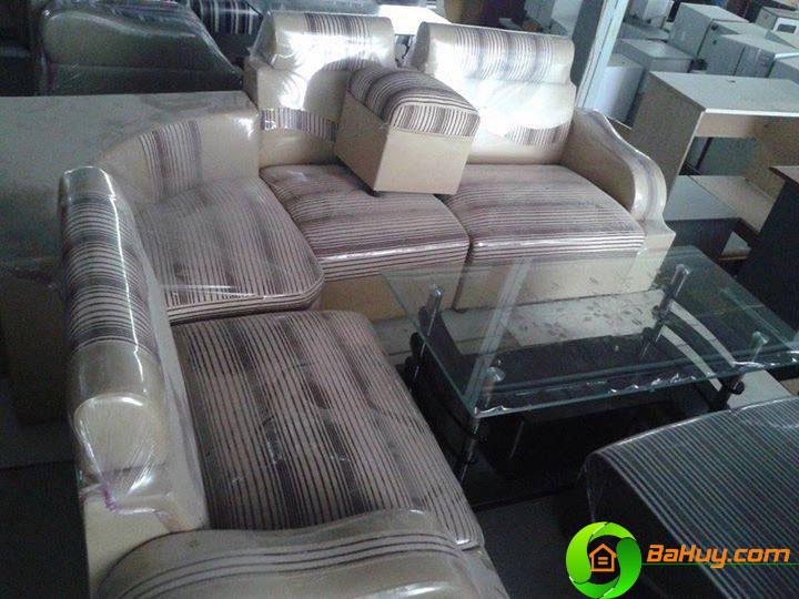 SFN03 - Sofa góc nỉ đẹp