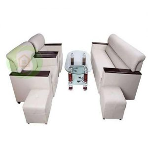 Sofa Nhật màu trắng – SF1