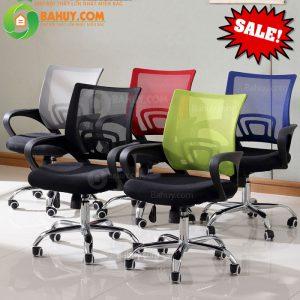 Thanh lý 500 ghế xoay văn phòng TP4 giá cực rẻ