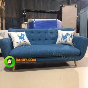 Thanh lý sofa văng 1,6m giá rẻ, mới 99%