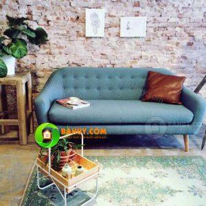 Thanh lý sofa văng 1,6m hiện đại, mới 98%
