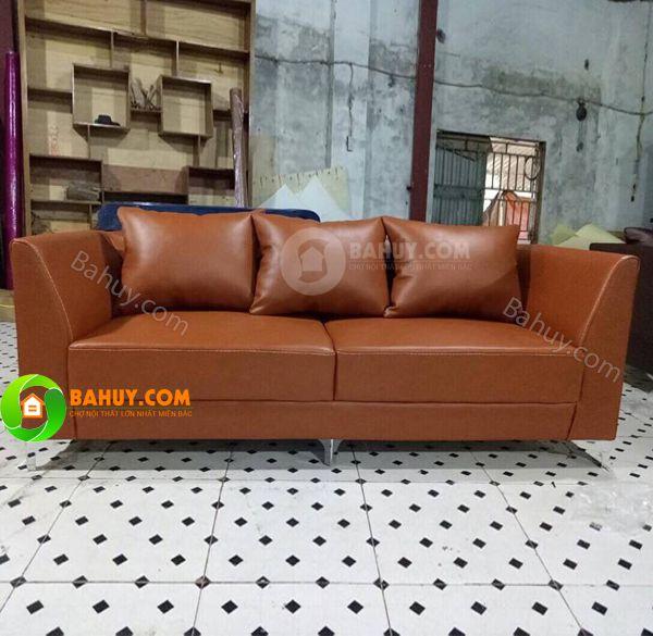 Sofa da cleo cao cấp SFBD1m8TG