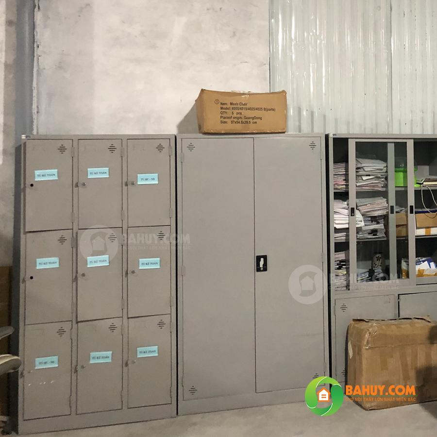 Tủ sắt tài liệu thanh lý tiện ích cho mọi văn phòng
