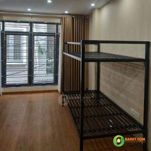 Giường tầng sắt GT02 độ chắc chắn cao