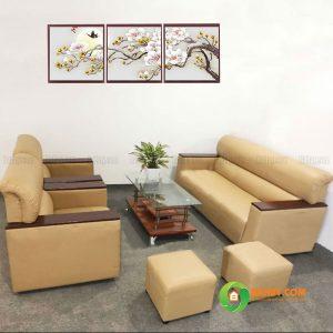 Sofa da Nhật 1m8 SFB-D-11-V