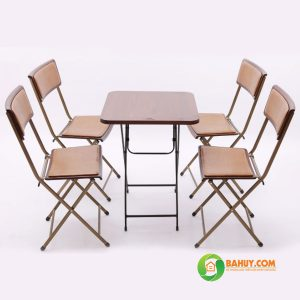 Bộ bàn ghế Patio Mini 4 chỗ