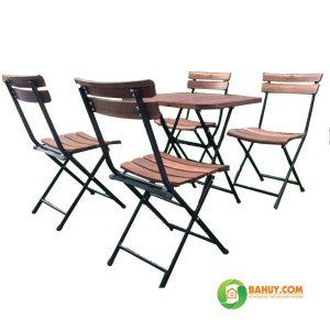 Bộ bàn ghế Patio 03